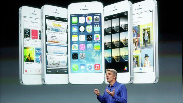 Презентация новых устройств Apple