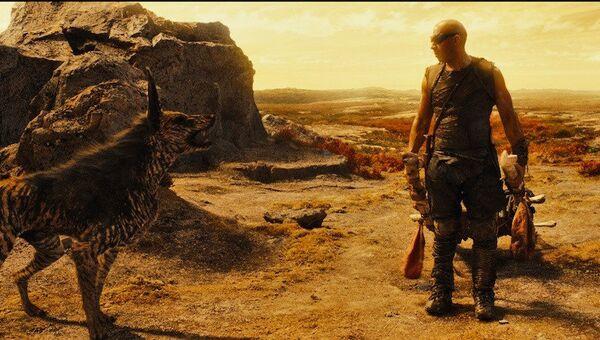 Кадр из фильма Риддик
