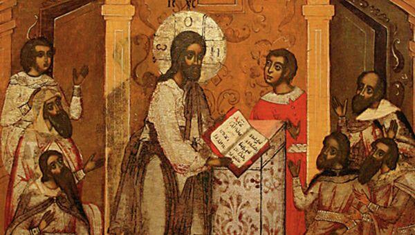 Выставка икон из Великого Устюга в музее Русской иконы