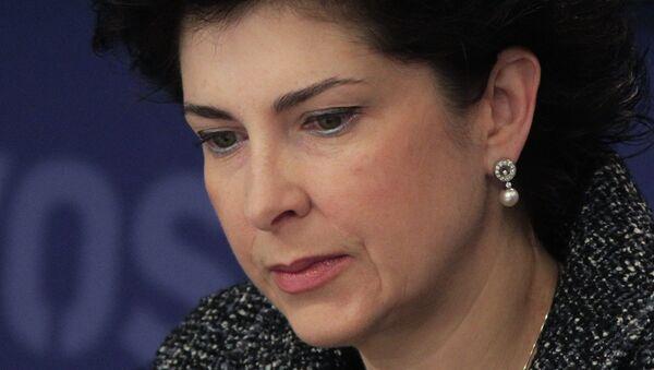 Президент холдинга Совершенно секретно Вероника Боровик-Хильчевская