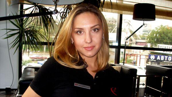 Виктория Яковлева, парикмахер-стилист из Владивостока