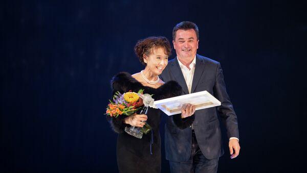 Церемония закрытия кинофестиваля Меридианы Тихого во Владивостоке. Фото с места события.