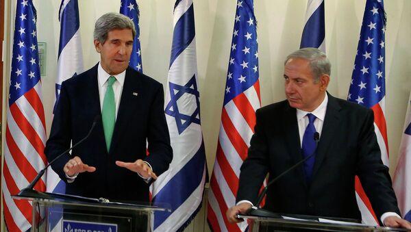 Выступление Джона Керри в Иерусалиме