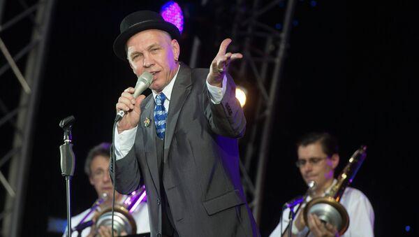 Музыкант Александр Скляр. Архивное фото