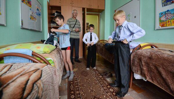 Колычевский интернат для детей с задержкой развития