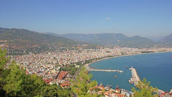 Аланья, Турция. Архивное фото