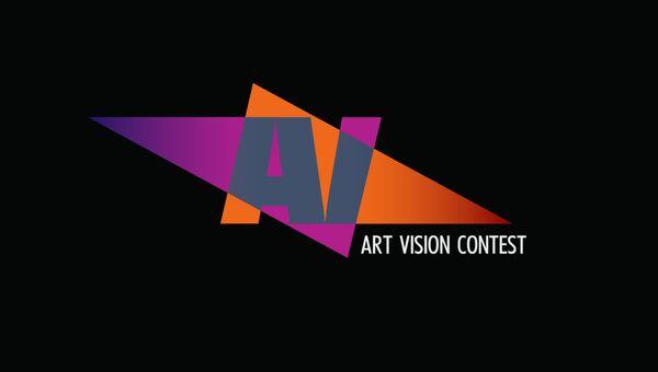 Логотип ART VISION Contest