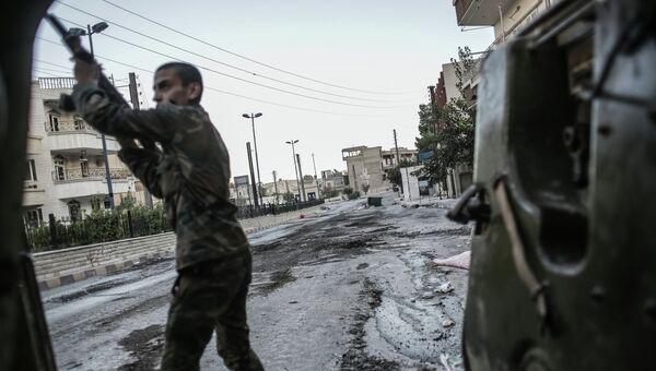 Ситуация в сирийском городе Маалула, архивное фото