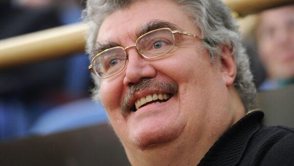 Президент Гильдии киноведов и кинокритиков России Андрей Шемякин, архивное фото