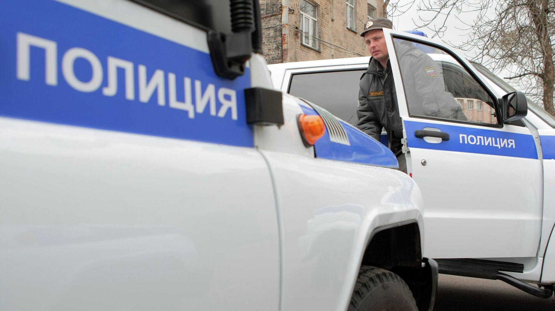 Сотрудники полиции - РИА Новости, 1920, 05.04.2021