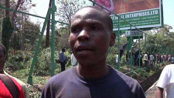 Очевидец рассказал о расстреле людей в торговом центре в Найроби