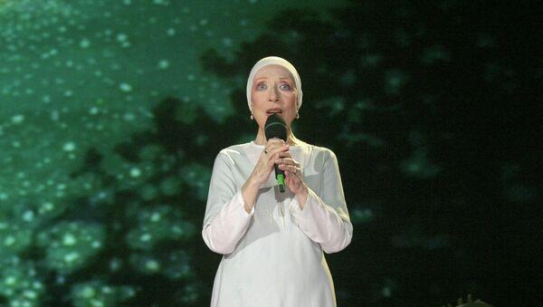 Актриса Инна Чурикова, архивное фото