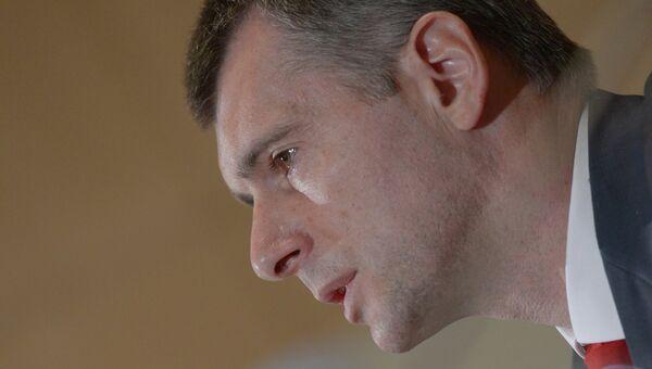 Лидер партии Гражданская платформа Михаил Прохоров, архивное фото