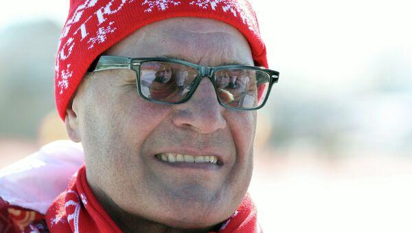 Двукратный олимпийский чемпион Игорь Ромишевский