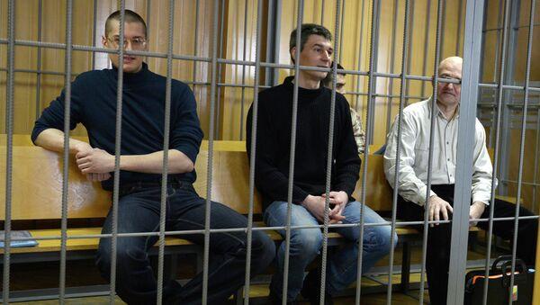 Слушания по делу о беспорядках на Болотной площади 6 мая 2012 г. Архивное фото