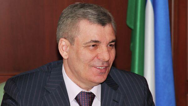 Глава КБР Арсен Каноков. Архивное фото
