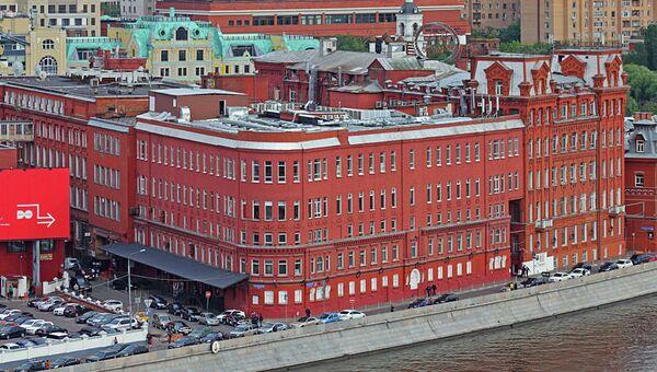 Бывшее здание фабрики Красный Октябрь, центр Digital October