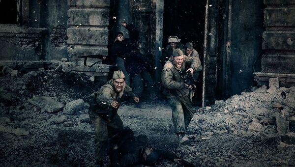 Кадр из фильма Сталинград (2013)