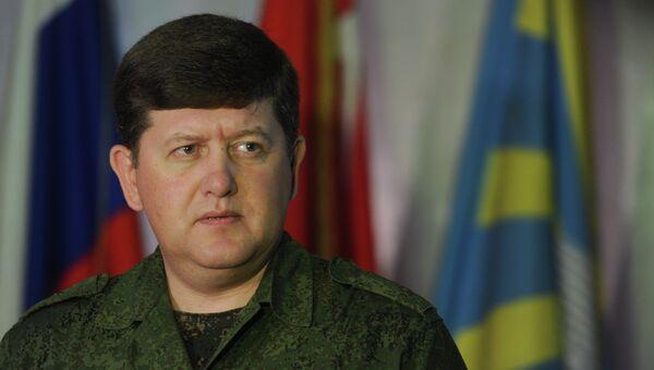 Генерал-майор Игорь Макушев. Архивное фото
