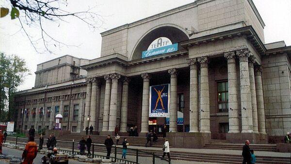 Театр Балтийский дом. Архивное фото
