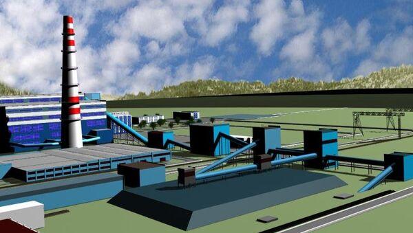 Проект строительства ТЭЦ в г. Советская Гавань
