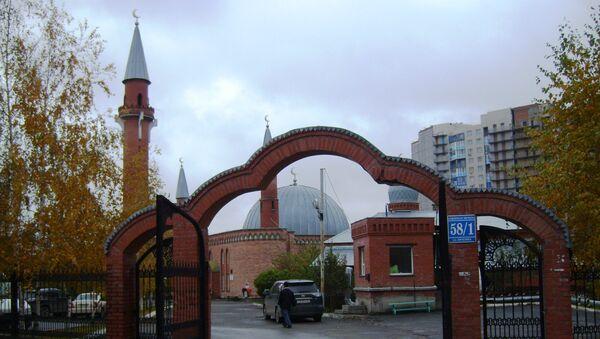 Соборная мечеть. Архивное фото