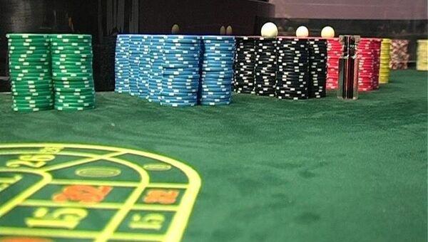 Ответственность за азартные игры