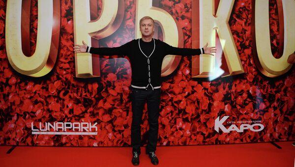 Актер и продюсер Сергей Светлаков. Архивное фото