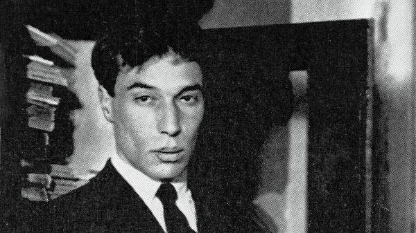 Советский поэт и писатель Борис Леонидович Пастернак