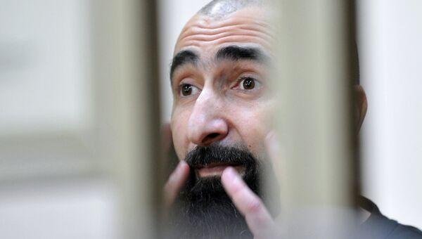 Заседание суда по делу террориста Али Тазиева. Архивное фото