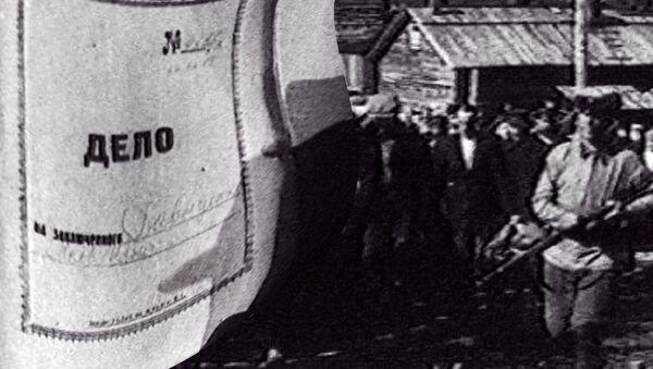 Жертвы Большого террора и репрессий 30-х годов XX века. Кадры из архива