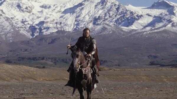 Кадр из фильма Властелин Колец: Две крепости