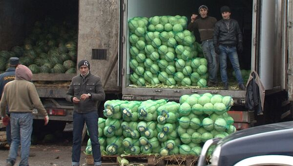 Ситуация на овощебазах Москвы: мнение предпринимателей и властей