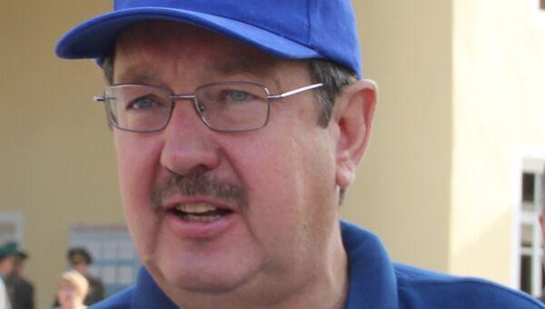 Посол РФ в Таджикистане Игорь Лякин-Фролов
