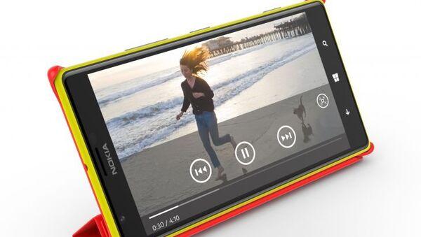 Nokia Lumia 1520, архивное фото