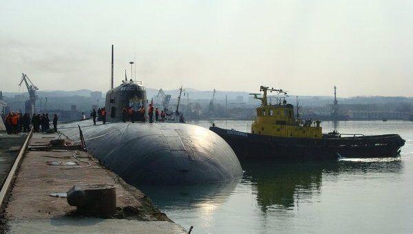 Подводная лодка, Архивное фото