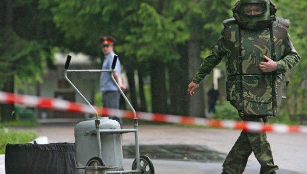 Милиционеры предотвратили теракт в Чечне