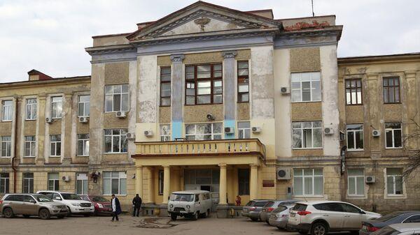 Больница им. Семашко в Самаре, архивное фото