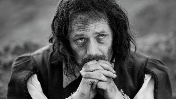 Кадр из фильма Поле в Англии