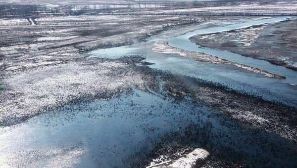 Паводок в Приамурье, сентябрь 2013