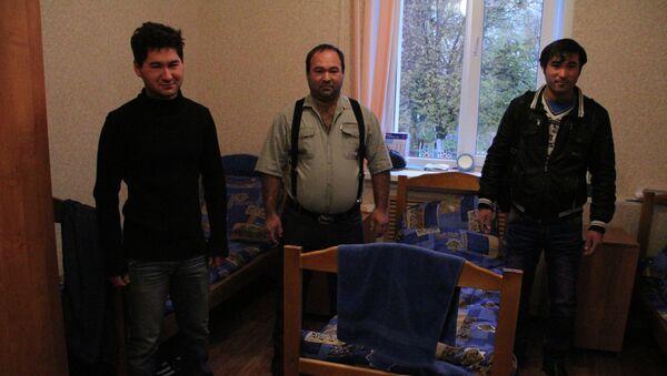 Братья Мамасатдыковы приехали в Россию в разные годы и не собираются обратно в Ташкент