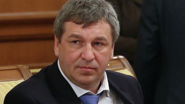 Игорь Слюняев, архивное фото