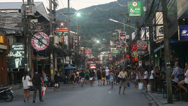 Патонг, Таиланд. Архивное фото