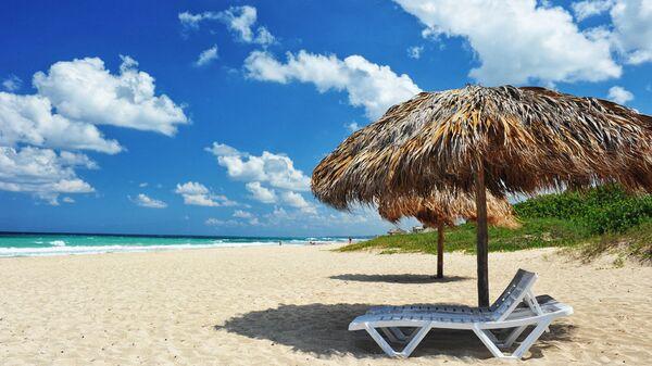 Пляж Los Pinos возле Гаваны