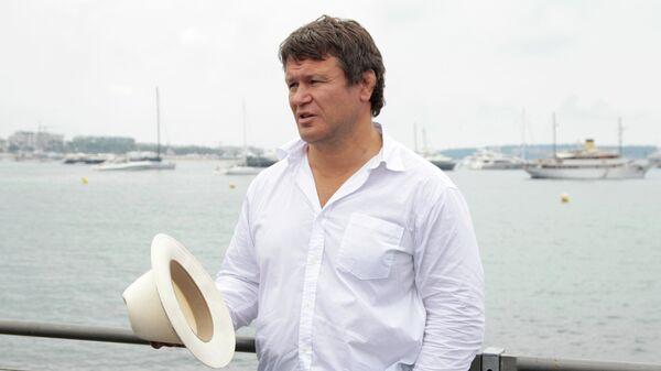 Актер Олег Тактаров