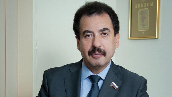 Президент томской торгово-промышленной палаты Аркадий Эскин, фото из архива