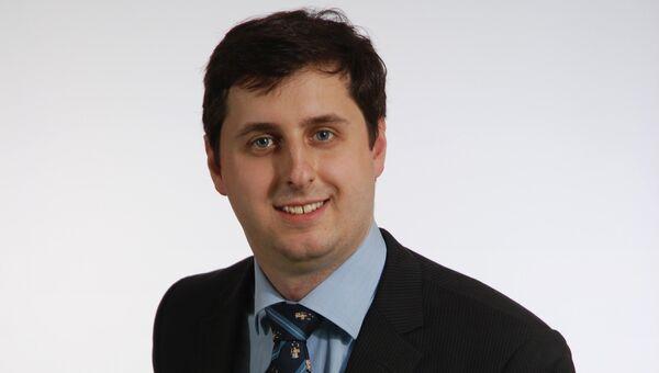 Начальник управления анализа финансовых институтов Андрей Манько