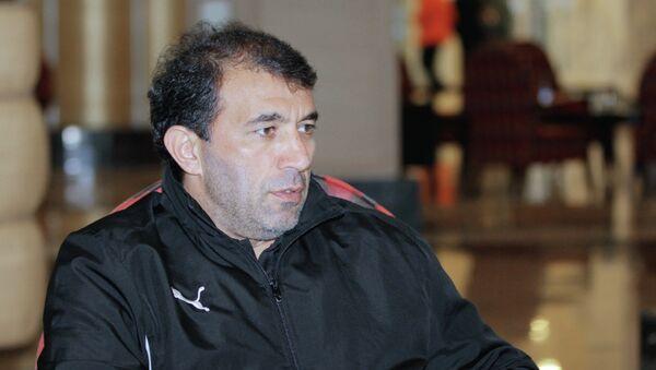 Рашид Рахимов. Архивное фото