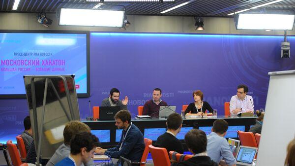 Московский этап хакатона Editors Lab в РИА Новости