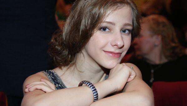 Актриса Елизавета Арзамасова, архивное фото